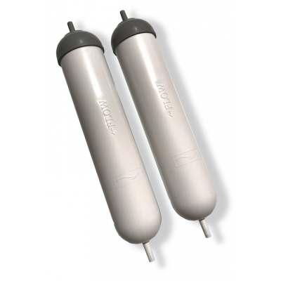 Lot de 2 cartouches traitement d'eau osmoseur - CARBON-XLINE