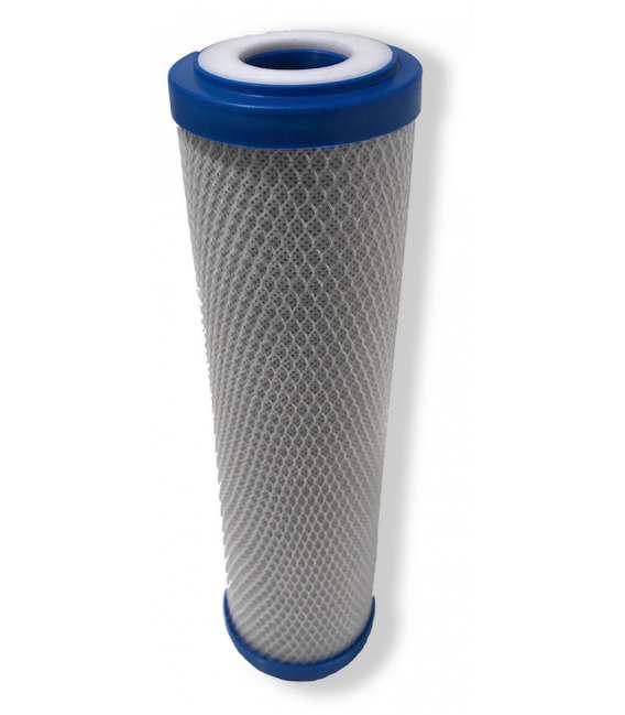 Cartouche traitement d'eau 9''3/4 10'' charbons actifs - CARBON-10X