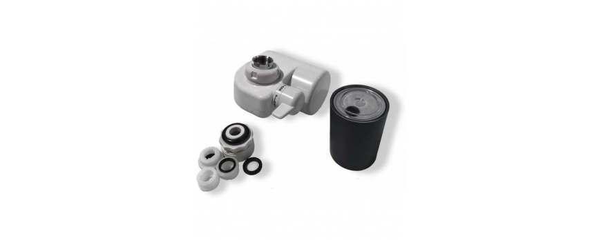 Dans la cuisine, installez un mini-filtre de robinet CUISINE-FILTER qui vous rendra des maxi services pour un mini prix!