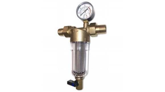 Un filtre pour une maison individuelle permettant une filtration efficace contre les sédiments et surtout sans changer de cartou
